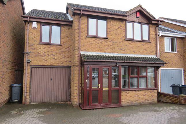 Thumbnail Detached house for sale in North Park Road, Erdington, Birmingham
