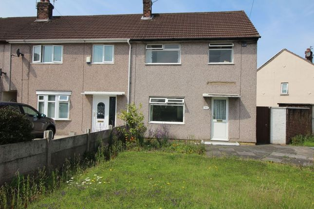 Thumbnail Terraced house to rent in Frodsham Drive, St. Helens