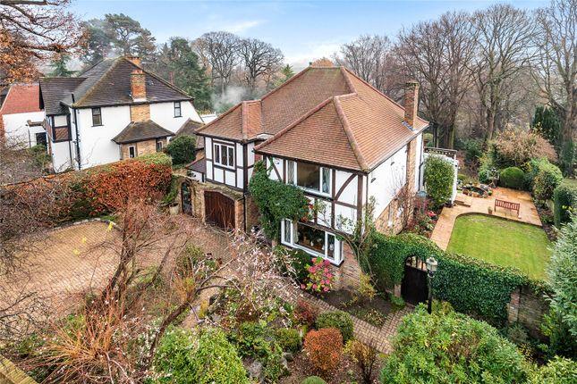 4 bed detached house for sale in Yester Park, Chislehurst BR7
