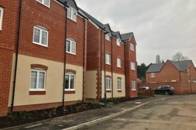 Thumbnail Flat to rent in Martineau Drive, Harborne, Birmingham