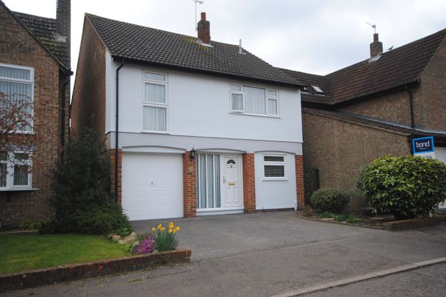 Thumbnail Detached house for sale in Keeble Close, Tiptree, Colchester