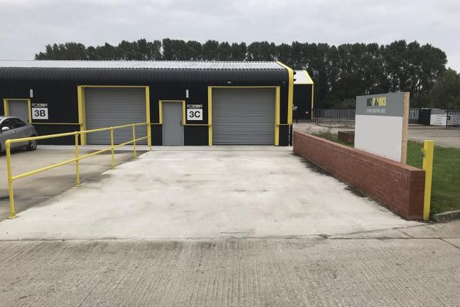 Thumbnail Industrial to let in Unit 3C, Mostyn Road Business Park, Mostyn Road, Greenfield