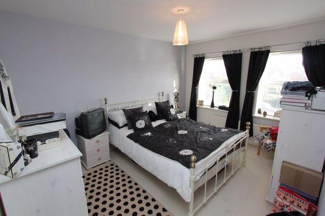 Bedroom Three of Maes Y Gwenyn, Rhoose, Barry CF62