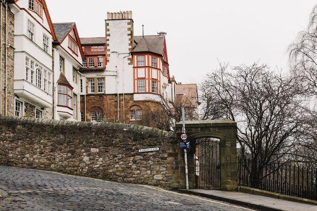 Thumbnail Maisonette for sale in Ramsay Garden, Edinburgh