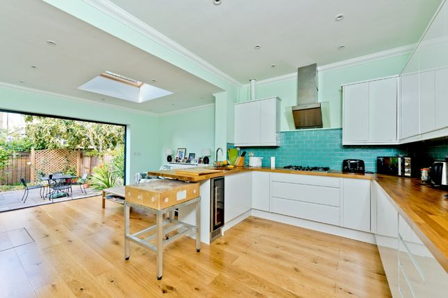 Thumbnail Terraced house for sale in Normanton Avenue, London