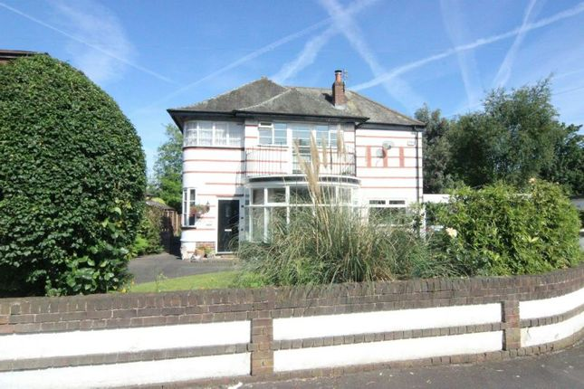 Thumbnail Detached house for sale in Delaunays Road, Sale