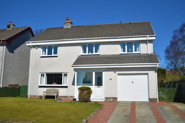 Thumbnail Detached house for sale in Machrie Drive, Helensburgh, Argyll And Bute