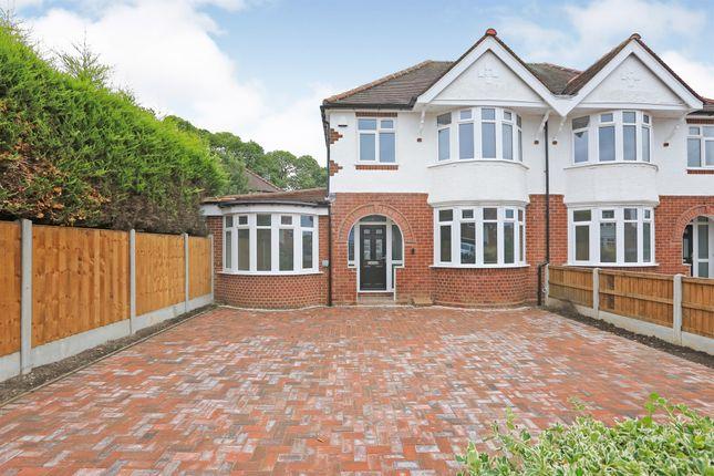 Thumbnail Semi-detached house for sale in Whittington Road, Norton, Stourbridge