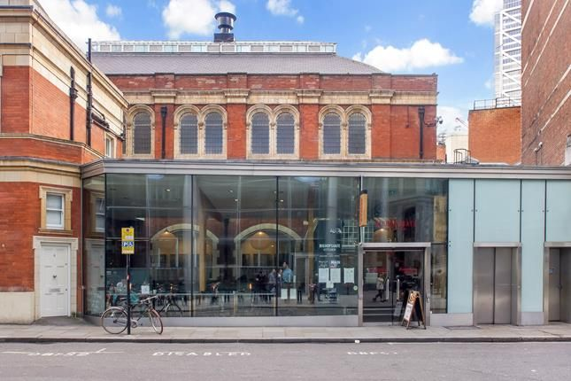 Thumbnail Retail premises to let in 4 Brushfield Street, London