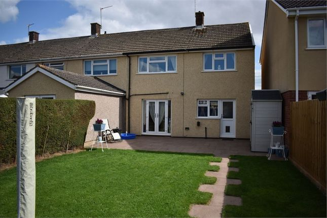 Thumbnail End terrace house for sale in Thornwell Road, Chepstow, Monmouthshire