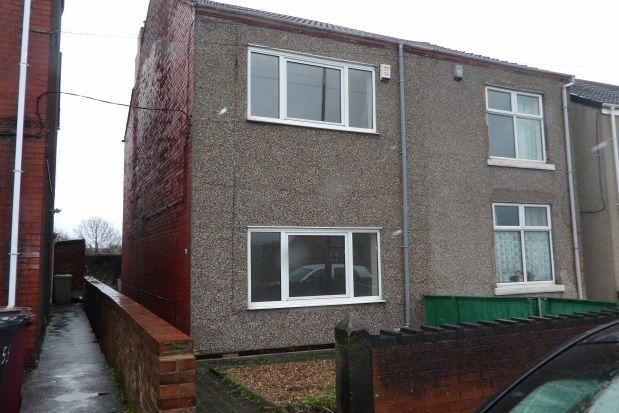 Thumbnail Semi-detached house to rent in Chesterfield Road, North Wingfield, Chesterfield