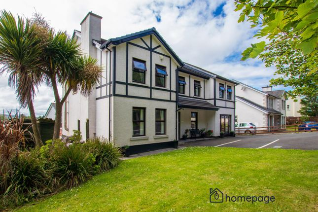 Thumbnail Detached house for sale in Guest House, 58 Clare Rd, Ballycastle BT546Lq