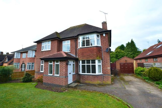 Thumbnail Detached house for sale in Loughborough Road, Ruddington