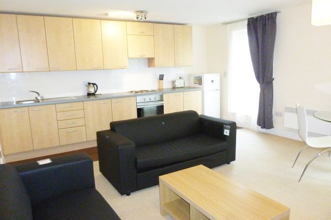 Thumbnail Flat to rent in Alencon Link, Basingstoke