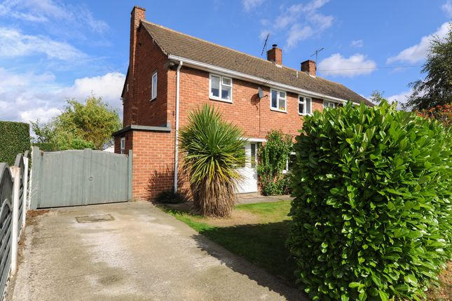 Thumbnail Semi-detached house for sale in Winchester Road, Newbold, Chesterfield
