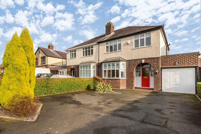 Thumbnail Semi-detached house for sale in Howey Hill, Congleton, Cheshire