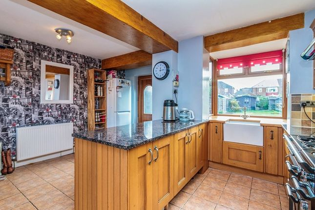 Thumbnail Semi-detached house for sale in Leedham Road, Brecks, Rotherham