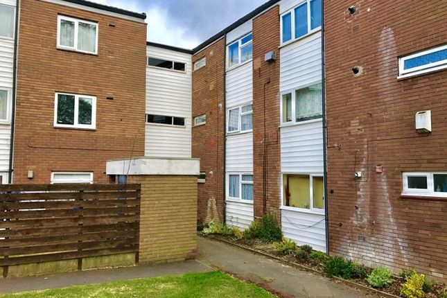 Thumbnail Flat for sale in Villa Court, Madeley, Telford