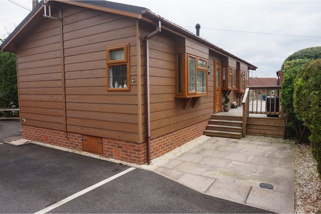 Thumbnail Mobile/park home for sale in The Glen, Bromsgrove