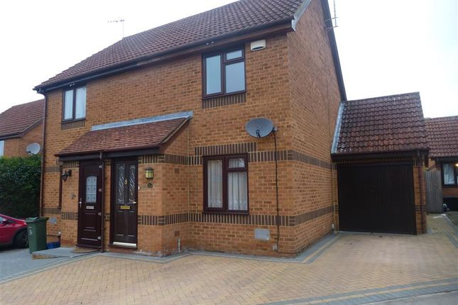Thumbnail Property to rent in Parker Close, Bradville, Milton Keynes