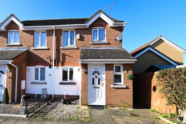 2 bed end terrace house for sale in Rushton Grove, Church Langley, Harlow CM17