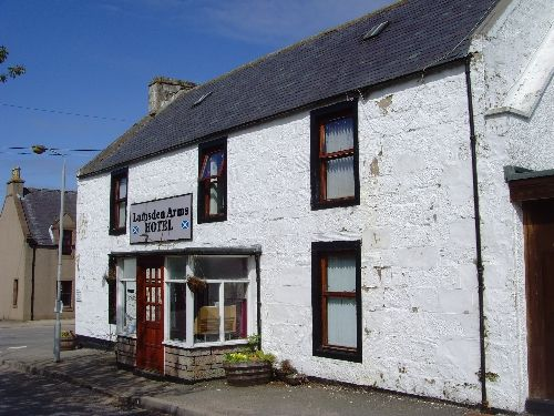 Thumbnail Hotel/guest house for sale in Lumsden, Aberdeenshire
