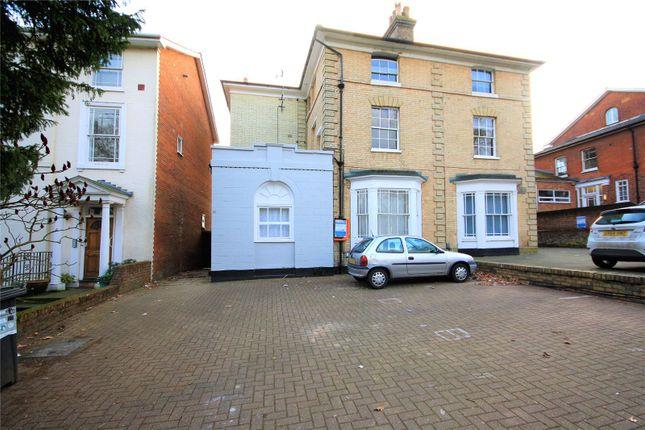 Thumbnail Flat to rent in Fonnereau Road, Ipswich, Suffolk