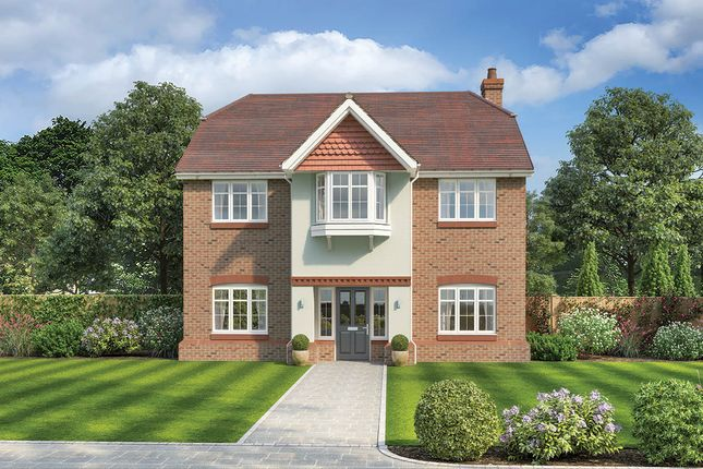 Thumbnail Detached house for sale in Lisvane Road, Cardiff