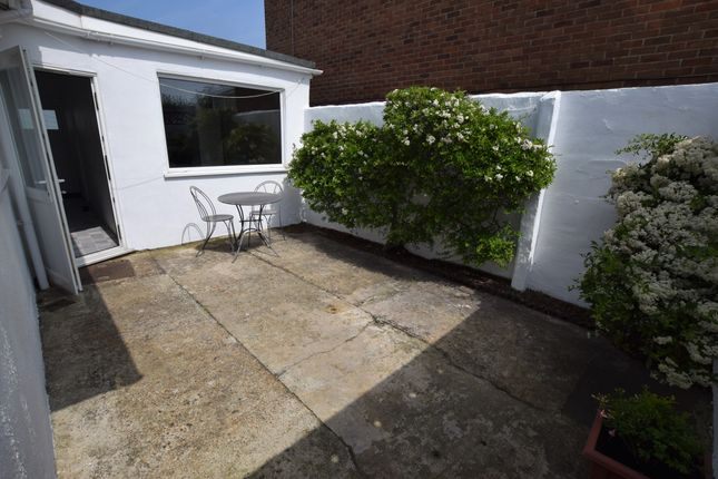 Courtyard of Grenville Road, Pevensey Bay BN24