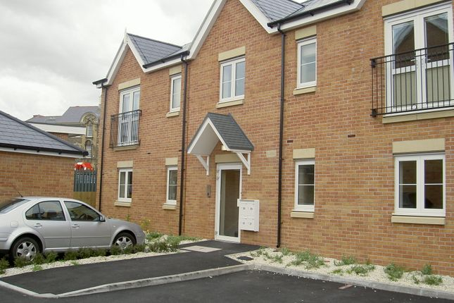 Thumbnail Flat to rent in Castle Mews, North View Terrace, Caerphilly