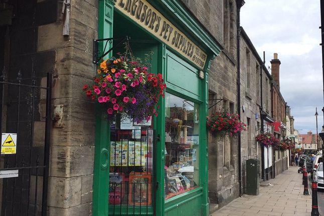Thumbnail Retail premises for sale in High Street, Tranent, East Lothian