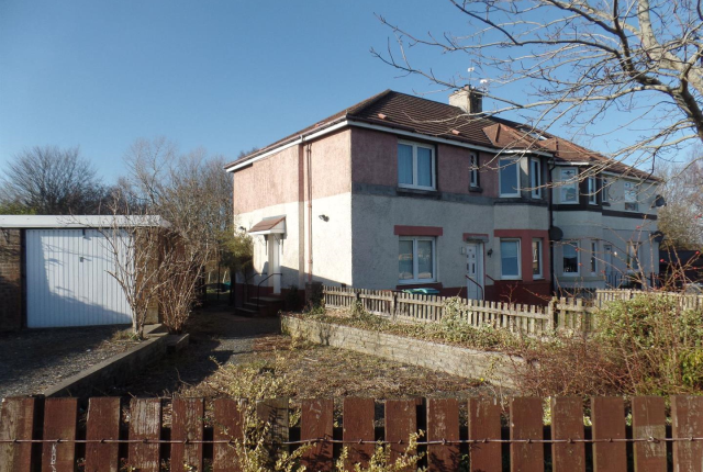 Thumbnail Property to rent in Meadowhead Road, Wishaw