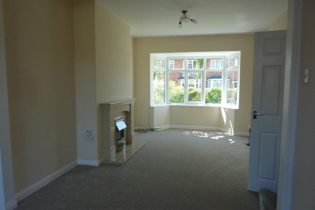 Thumbnail Detached house to rent in Meads Road, Alsager, Stoke-On-Trent