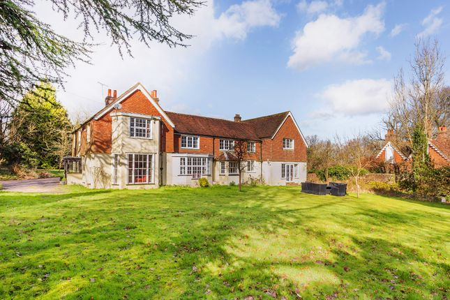 Thumbnail Detached house for sale in Felcourt Road, Lingfield
