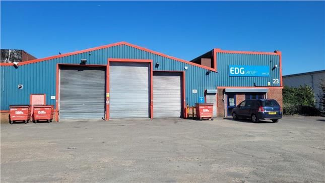 Thumbnail Warehouse for sale in Unit 23, Heronsgate Trading Estate, Paycocke Road, Basildon, Essex