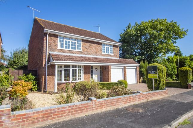 Thumbnail Detached house for sale in Apple Way, Old Basing, Basingstoke