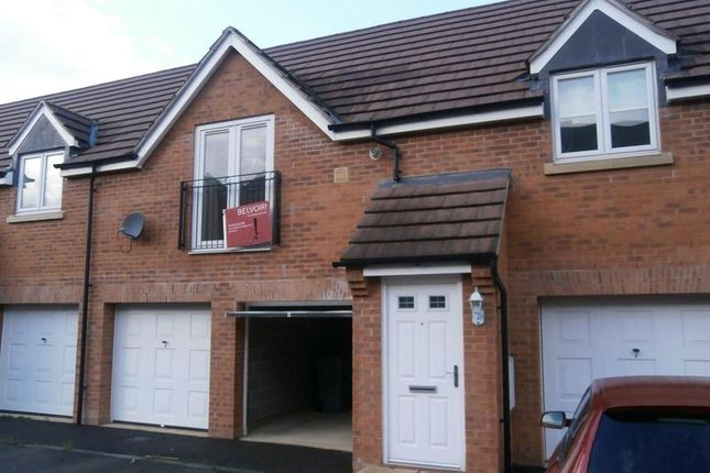 Thumbnail Flat for sale in Tissington Road, Grantham