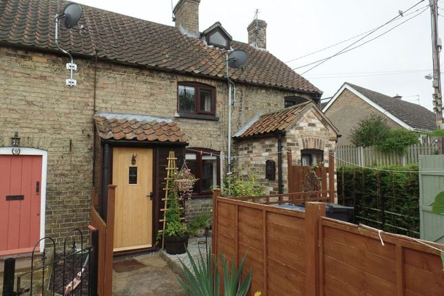 Thumbnail Terraced house to rent in Sudbrooke Road, Scothern, Lincoln