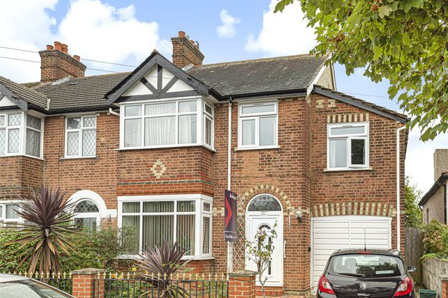 End terrace house for sale in Edward Avenue, Morden, Surrey