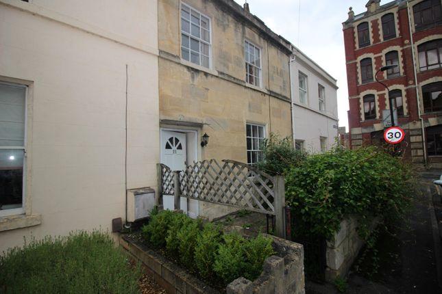 Thumbnail Terraced house to rent in Oak Street, Bath
