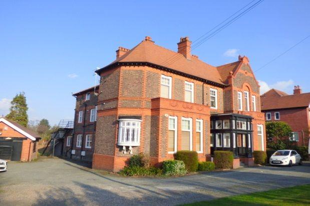Flat to rent in Bidston Road, Prenton