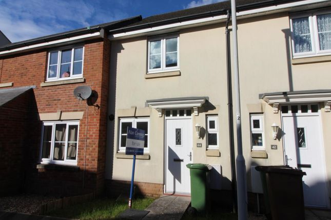 Thumbnail Terraced house for sale in Renaissance Gardens, Plymouth