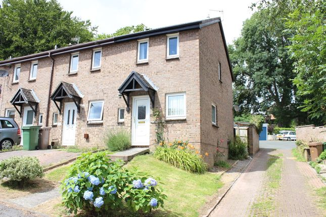 Thumbnail End terrace house for sale in Lavington Close, Chaddlewood, Plympton
