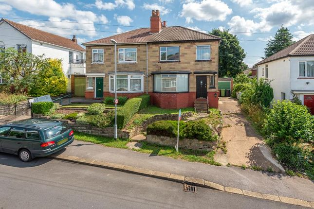 Thumbnail Semi-detached house for sale in Roxholme Avenue, Leeds, West Yorkshire