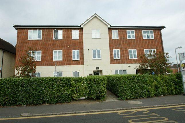 Thumbnail Flat to rent in Bower Way, Burnham, Slough