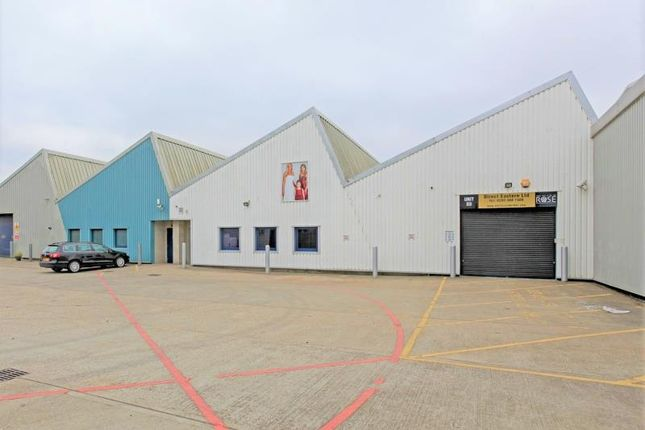 Thumbnail Warehouse for sale in Unit 3, Friarsgate, 7, Whitby Avenue, London