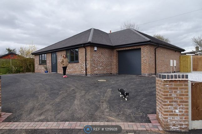 3 bed bungalow to rent in Audmore, Stafford ST20