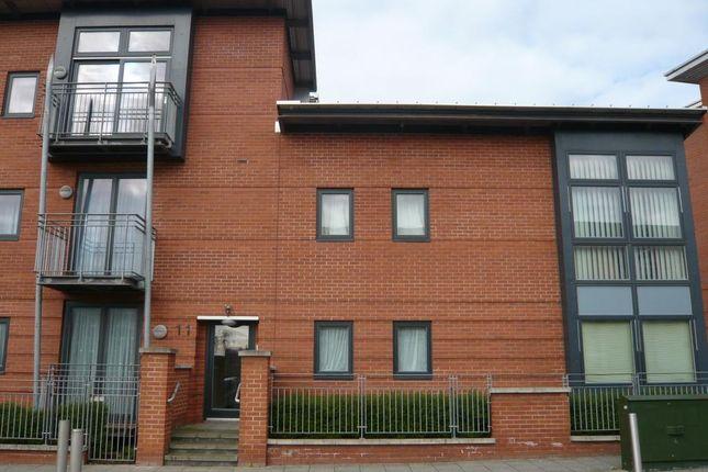Exterior of Rickman Drive, Birmingham B15