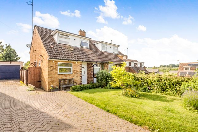 Thumbnail Semi-detached house for sale in Oldfield Rise, Whitwell, Hitchin
