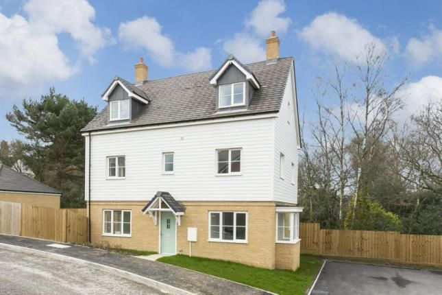 Thumbnail Detached house for sale in Oakline, Heathfield, East Sussex